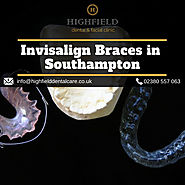 Invisalign Braces in Southampton