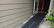 Looking for Used Portable Wheelchair Ramps for Sale