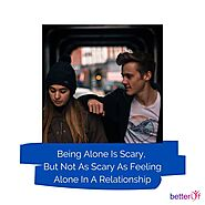 How to overcome feelings of loneliness in a relationship?