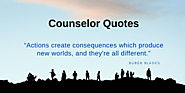Counselor Quotes | Best Inspiring Counseling Quotes | Therapy Quotes