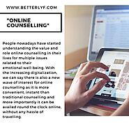 Online Counseling | Online Therapy | Psychologist