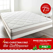 Our Pre Christmas Sale On Mattresses has BEGUN! Online Furniture Store!