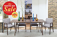 The best Boxing Day Sales Dining room Furniture Deals 2018