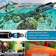 Top 10 Best USB Waterproof Endoscope and Borescope Inspection Camera Reviews 2018-2019 | Ideas
