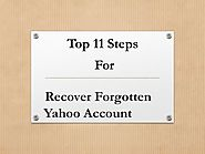 Top 11 steps to recover hacked