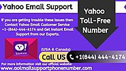 Instant Help For Yahoo Email Support in Canada