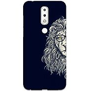 Buy Nokia 6.1 Plus Back Covers Online India Beyoung