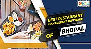 Best Restaurant POS in Bhopal, India – Ere4u