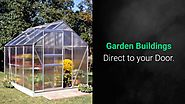 Halls Qube 8' X 6' Greenhouse | 800 098 8877 | greenhousestores.co.uk