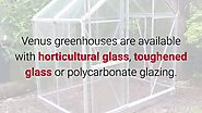 Halls Qube Greenhouse Reviews | 800 098 8877 | greenhousestores.co.uk