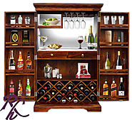 Ideal Bar furniture to set up a Bar at home. – Raj Handicraft Furniture