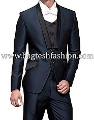 Buy Exclusive Two Button Tuxedo Suit Online