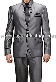 Buy Stylish Engagement Tuxedo Suit Online