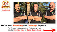 24 hour plumber service available