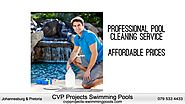 CVP Projects & Swimming Pools, low cost solution for Pool owners in Johannesburg