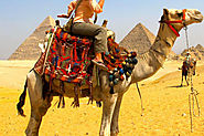 Book travel to egypt from USA at best prices