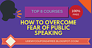 Public Speaking | Udemy courses | 100% free coupons | Top 8 Courses | How to overcome fear of public speaking? [ 100%...