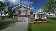4 Bedroom Home Design | Double Storey House Plan – Wave