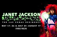 Janet Jackson Concert Tickets