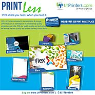 Buy online printing services at the best price from UrPrinters.com