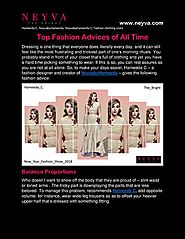 Top Fashion Advices of All Time