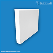 Bullnose Skirting Board | Moisture Resistant MDF | Skirting UK
