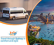 Mini bus hire Sydney - A must thing for your Sydney sojourn