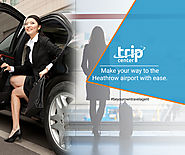 Heathrow airport transfers - Hire dependable airport transfers