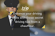 Driving tips for beginners - Learn how to drive like professional chauffeur