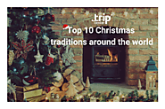 Top 10 Christmas traditions around the world (No.5 is great)