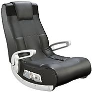 X Rocker 5143601 II Video Gaming Chair , Wireless , Black