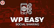 Looking for Easy Social Sharing Plugin For WordPress?