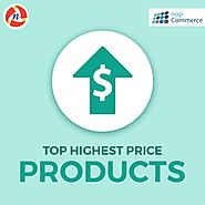 Top Highest Price Products Plugin