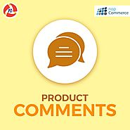 nopCommerce Product Comments Plugin