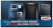 Grab the Perfect Deal On All The Lennox Heating and Cooling Systems