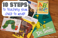 10 Steps to Teaching Your Child to Read