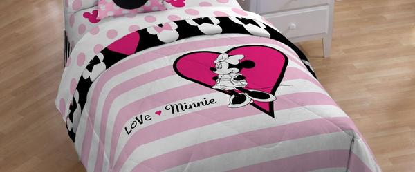 Headline for Best Disney Minnie Mouse Bedding Sets for Girls