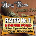 Cigar of the Year: Aging Room Quattro F55 Cigars