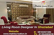 Living Room Designer in Ghaziabad