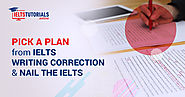 Step-up IELTS Band Score with IELTS Writing Correction Service