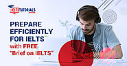 "Download The Booklet for FREE ""Brief On IELTS"" From IELTS Tutorials."