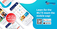 Let your mobile guide you to a top – class score in the IELTS Exam.
