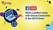IELTS Writing Task | Be a Pro in Essay Writing with Intro & Conclusion