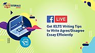 IELTS Writing Exam | Get a Firm Grip Over Agree/Disagree Essays