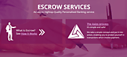 Online International Escrow Service Provider | What Is Escrow?