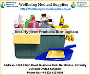 Best Hygiene Products in Birmingham UK