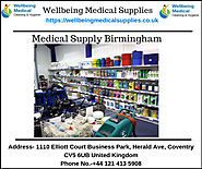 Largest Medical Supply Distributors in Birmingham UK