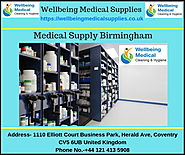 Best Online Medical Supply Birmingham UK