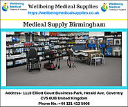 Find Online Medical Supply Birmingham UK