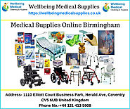medical supplies online birmingham